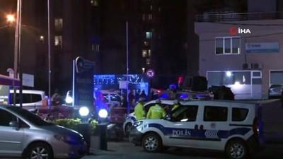 Ümraniye'de şüpheli bir şahıs polisi alarma geçirdi. Şahsın canlı bomba olma ihtimali üzerinde durulurken olay yerine bomba imha uzmanı ile çok sayıda polis ekibi sevk edildi.
