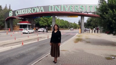 ADANA -Çukurova Üniversitesi Rektörü Meryem Tuncel'den ailelere çocuklarıyla yargısız iletişim kurmaları önerisi
