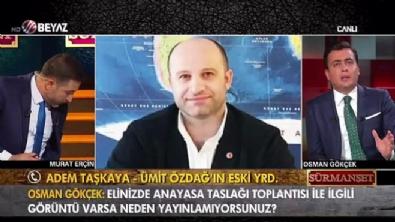 surmanset - İlk kez Sürmanşet'te ortaya çıktı! Ümit Özdağ'ın yardımcısından şok sözler: 'Elimde görüntüler var!'