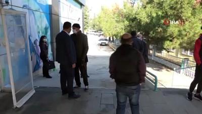 dis hekimi -  Isparta'da yerel medya çalışanları Kovid-19 testinden geçti Videosu