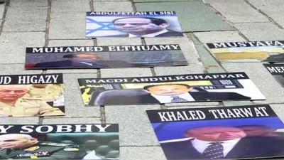 İSTANBUL - Mısır'da gözaltına alınıp işkence gören üniversite öğrencisinden Sisi ve ekibine suç duyurusu