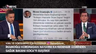 surmanset - Osman Gökçek Bakan Koca'ya seslendi!