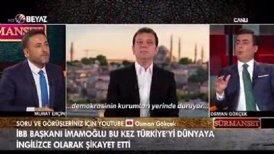 surmanset - Osman Gökçek: 'İmamoğlu'nun farklı bir amacı var!'