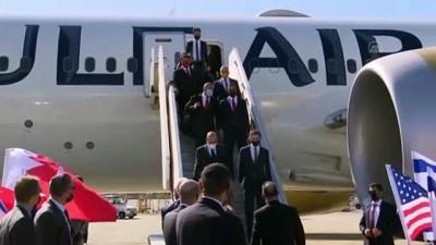 basbakan - TEL AVİV - Bahreyn Dışişleri Bakanı, İsrail'de