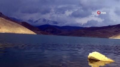 objektif -  Dilimli Barajı'nda sonbahar ve kar güzelliği
