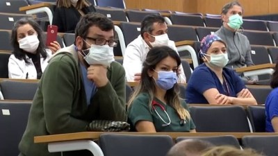 İSTANBUL - Karın ve göğüsten yapışık ikizler 11 saatlik operasyonla ayrıldı