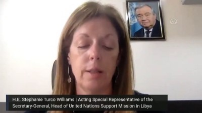 SETA'dan 'Uluslararası Libya Konferansı' - BM Libya Destek Misyonu Temsilcisi Williams