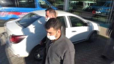 Samsun'da  DEAŞ'tan 9 kişi adliyeye sevk edilip gözaltı süreleri uzatıldı