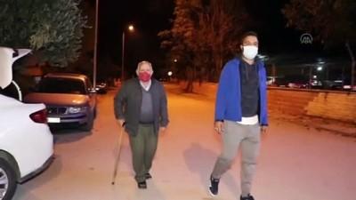 DENİZLİ - Telefonla dolandırıcılık yaptığı öne sürülen şüpheli yakalandı