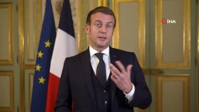 """teknoloji -  - Fransa Cumhurbaşkanı Macron: """"Fakir ülkelere Covid-19 aşısı bağışlanmalı"""""""