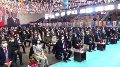 peygamber -  Burdur'da AK Parti 7. Olağan Kurulu tek adayla yapıldı