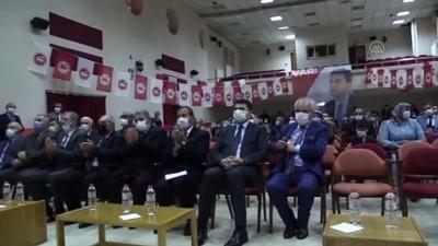 iktidar - ÇANKIRI - Demokrat Parti Genel Başkanı Uysal, partisinin il kongresine katıldı