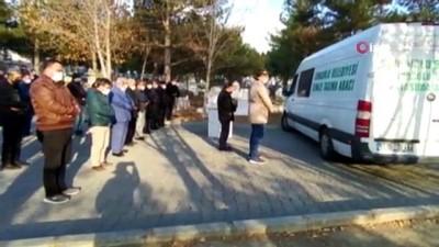 saglik calisani -  Korona virüsten hayatını kaybeden sağlık çalışanı toprağa verildi