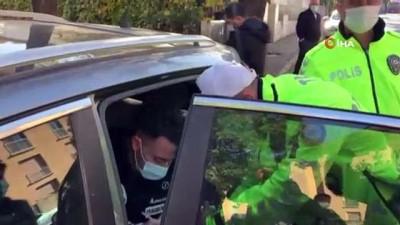 - Enes Batur'un ölümden döndüğü kaza kamerada