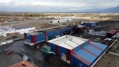 teknoloji - ERZİNCAN - Geri dönüştürülen atık araç lastikleri ekonomiye 'enerji' veriyor (1)