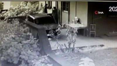 kamera -  Fındık hırsızları kamerada
