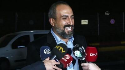 allah - İSTANBUL - Maçın ardından - Kayserispor Basın Sözcüsü Mustafa Tokgöz