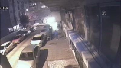 kamera - İSTANBUL - 'Pitbull' cinsi köpeğinden rahatsız olan kişiyi öldürdüğü öne sürülen şüpheli tutuklandı