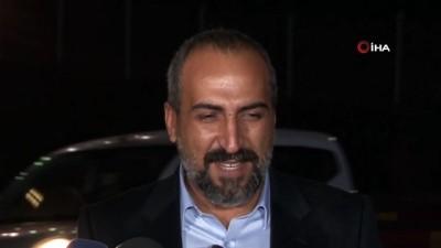 """allah - Mustafa Tokgöz: """"Bu 1 puan Samet Hoca'nın bize hoş geldin hediyesi oldu"""""""