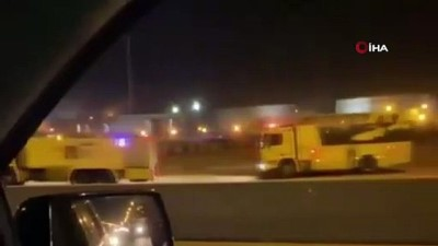 saldiri -  - Suudi Arabistan'da Aramco tesislerine füzeli saldırı