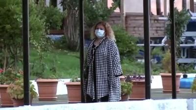 TRABZON - Koronavirüsü yenen öğretmen 24 Kasım'a buruk giriyor