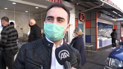 ARTVİN  - Kilogramı 3 liraya satılan hamsiye yoğun ilgi