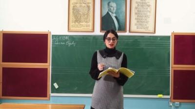 peygamber - DÜZCE - Başkan Özlü'den lise öğretmenine 24 Kasım kutlaması