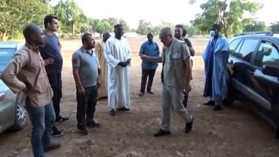 GAROUA - Cansuyu olmak için Kamerun'a ulaştılar