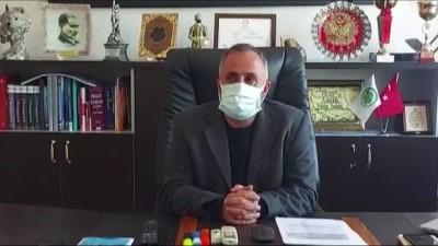 saldiri - ISPARTA - Evine silahlı saldırı düzenlenen Çiçekpınar Belediye Başkanı Kaynak