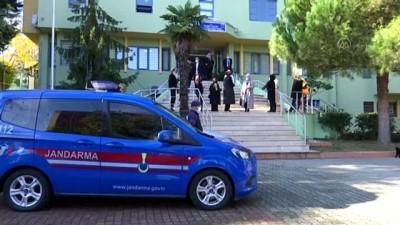il jandarma komutanligi - İSTANBUL - Kadın muhtarlar, jandarmayı ziyaret etti