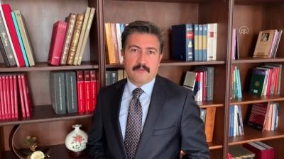 peygamber - ANKARA - AK Parti Grup Başkanvekili Özkan: 'Kadına şiddet, insanlığa ihanettir'