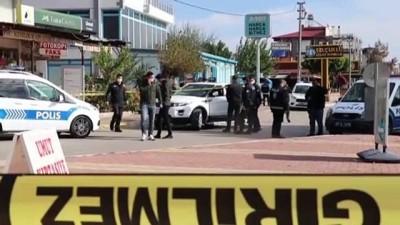 saldiri - ANTALYA  - Seyir halindeki cipte iki kişiyi öldüren saldırgan intihar etti