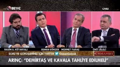 surmanset - Arınç'ın gezi olaylarındaki skandal tutumu!