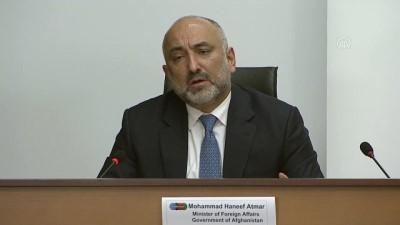 CENEVRE - Afganistan Konferansı'nda 2020'ye kadar 12 milyar dolar bağış taahhüt edildi