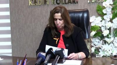 irak - ELAZIĞ - Kadına Yönelik Şiddete Karşı Uluslararası Mücadele Günü