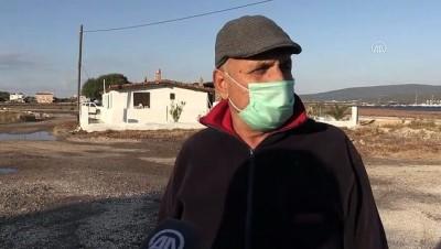 İZMİR - İzmir depremi sonrası bölgedeki jeotermal kaynaklardaki ısı artışı araştırıldı (2)