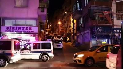 ilk mudahale - İZMİR - Komşusunun oğlunu silahla yaralayan şüpheli gözaltına alındı