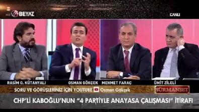 Osman Gökçek: 'CHP'de Atatürk'ün tasfiyesine yönelik bir durum var!'