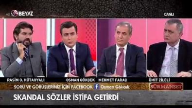 surmanset - Osman Gökçek: 'Cumhurbaşkanı Arınç'a istifa etmesi için fırsat verdi'