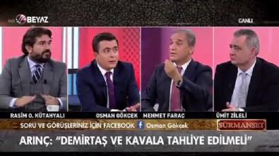 Osman Gökçek: 'Cumhurbaşkanına hakaret etmek bir serbestlik olamaz'