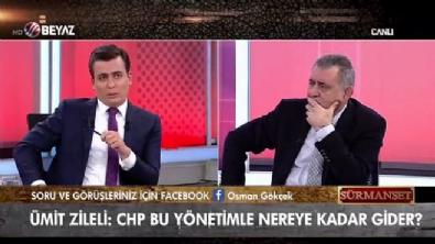 surmanset - Osman Gökçek; 'Hiçbir ülkücü İYİ Partili böyle bir ittifakı kabul etmez!'