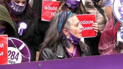 TRABZON - Kadına şiddete karşı 'Keşanlı Kadınlar Direksiyonda' etkinliği düzenlendi