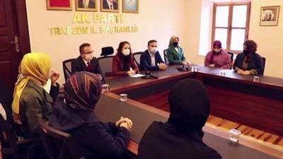 irak - TRABZON - Kadına Yönelik Şiddete Karşı Uluslararası Mücadele Günü