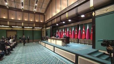 demirli - ANKARA - Türkiye ve Katar arasında 10 anlaşma imzalandı (1)