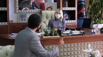 harekete gec - ANTALYA - Görev yeri Antalya'dan Dağlık Karabağ'a yardıma giden Azerbaycanlı doktor yaşadıklarını anlattı