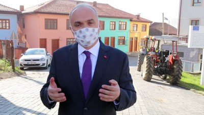 bild - DÜZCE - Konuralp Antik Tiyatro çevresindeki tescilli evler restore edilecek