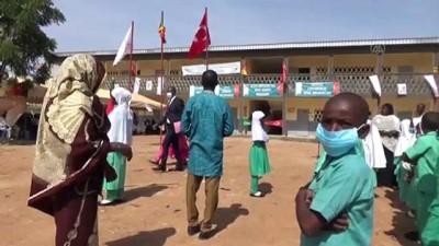 ogrenciler - GAROUA - 'Cansuyu Derneği' Kamerunlu öğrenciler için okul açtı