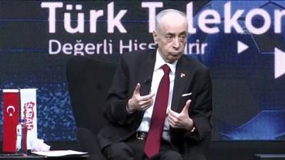 allah - İSTANBUL - Galatasaray Kulübü Başkanı Cengiz: ''Şu anda gelirlerimizin büyük çoğunluğuyla borç ödüyoruz''