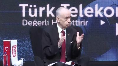 allah - İSTANBUL - Galatasaray Kulübü Başkanı Cengiz: ''Yayıncı kuruluş gelirlerinin azalması biz kulüpleri çok kötü vurdu''