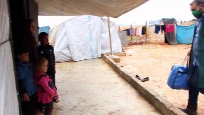 bild - AFRİN - İHH'den 560 yetime kışlık kıyafet desteği